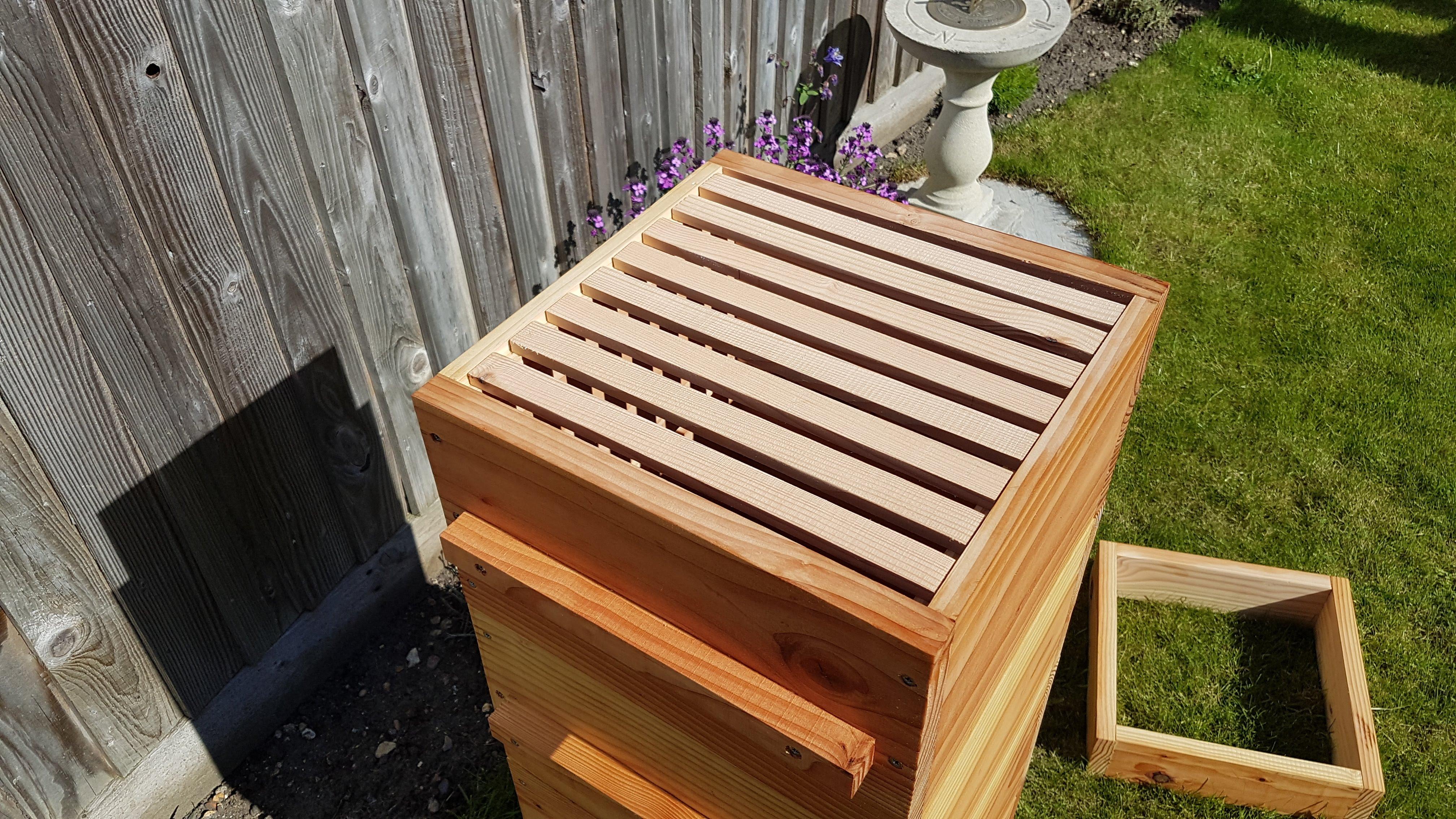 Warre' Hives | Top Bar Beehives | Natural Beekeeping